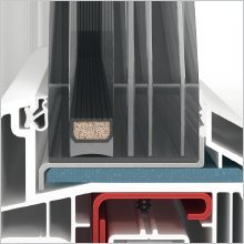 kunststoff-glasanbindung