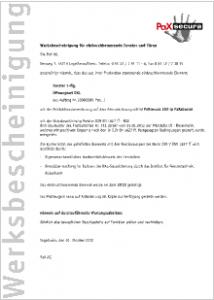 paxsecura-werksbescheinigung_0